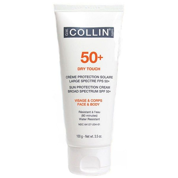 G.M. Collin 50+ Dry Touch Sunscreen Protective Cream